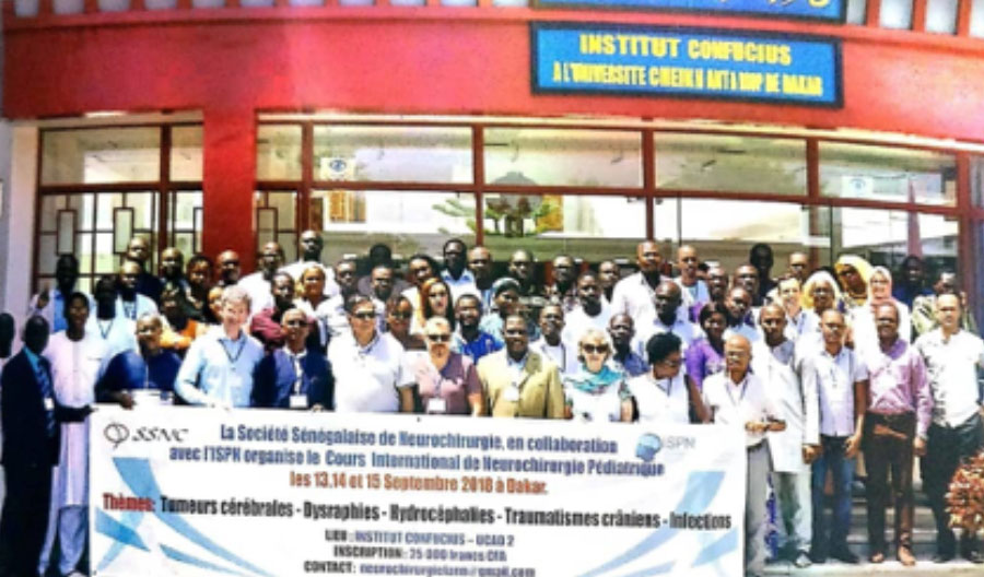 Senegal ISPN teaching