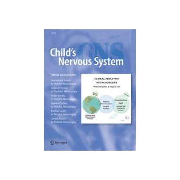Publication of Pediatric neurosurgical bellwether procedures for infrastructure capacity building in hospitals and healthcare systems worldwide (Childs Nerv Syst 2018 Oct;34(10):1837-1846)